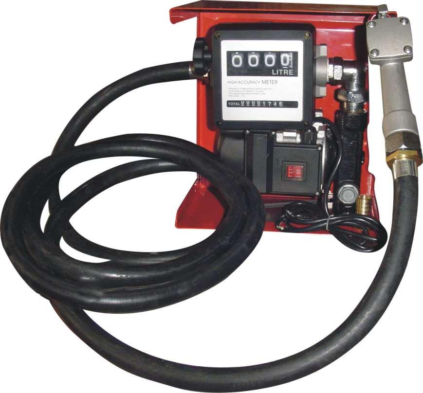 便携式交直流电动加油泵